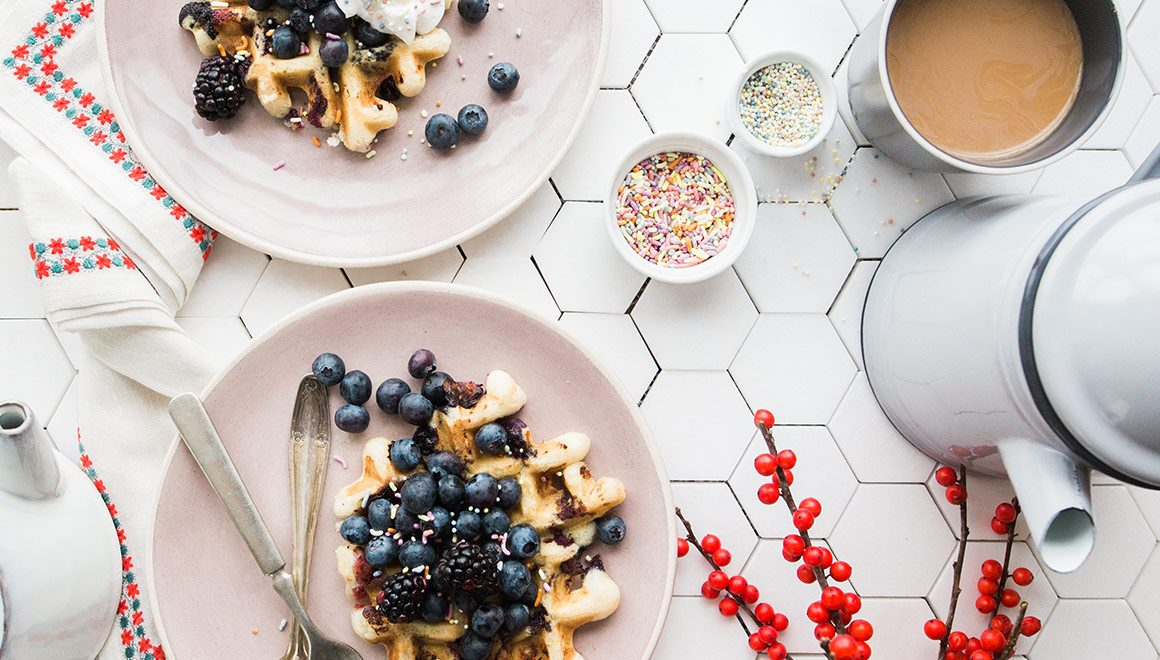 Best Place for Belgian Waffles in New York City