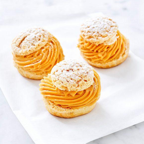 Mango Cheese Tart